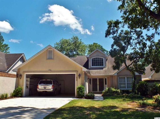 Providence Park Homes  - Myrtle Beach Real Estate